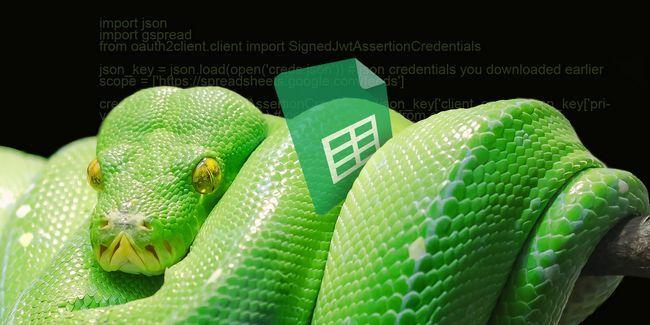Comment lire et écrire sur google feuilles avec python