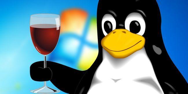 Comment faire pour exécuter des applications windows et jeux avec du vin linux