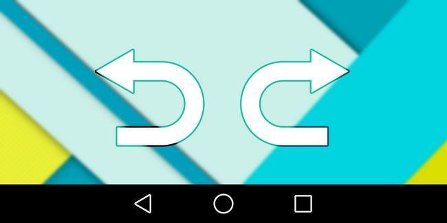 Comment annuler et rétablir le texte dans android, et beaucoup plus