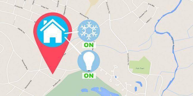 Comment utiliser la localisation gps pour rendre votre maison vous accueillent à la maison