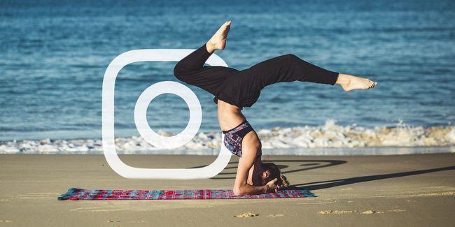 Comment utiliser instagram pour vivre une vie plus saine