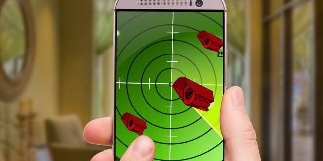 Comment utiliser votre téléphone pour détecter les caméras de surveillance cachées à la maison
