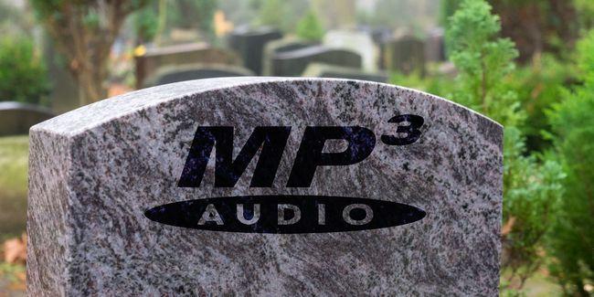 Comment la « mort de mp3 » vous affecter?