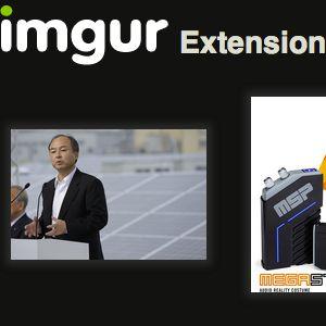 Imgur est une fantastique extension de chrome pour le téléchargement et le partage de photos
