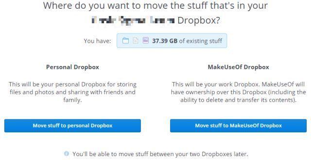 Joignez-vous à Dropbox pour les affaires