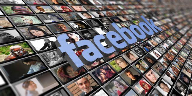 Dans la défense d`une grande liste d`amis facebook