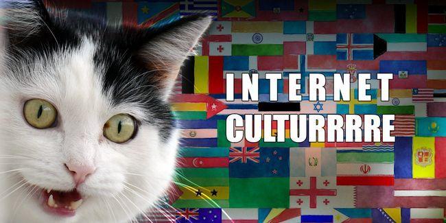 La culture internet différente dans d`autres pays?