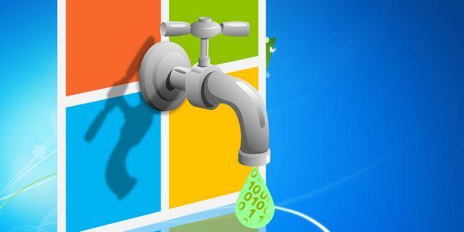 Est-données de collecte microsoft de vous dans windows 7 et 8?