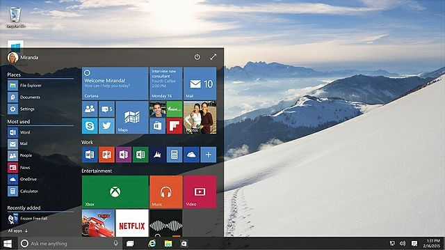 fenêtres Muo-W10-mise à niveau-desktop