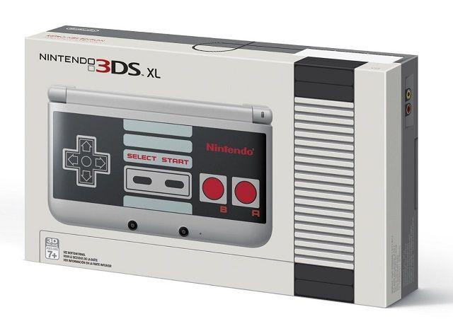 Nintendo 3DS NES Throwback