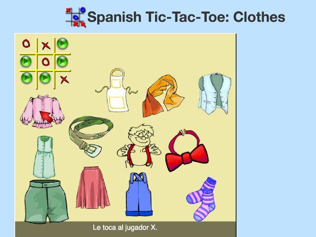 espagnol-tic-tac-toe