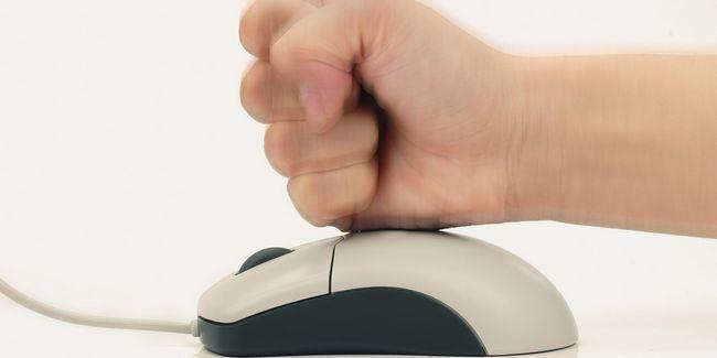 7 Erreurs de clic de souris que vous ne voulez désastreux pas faire