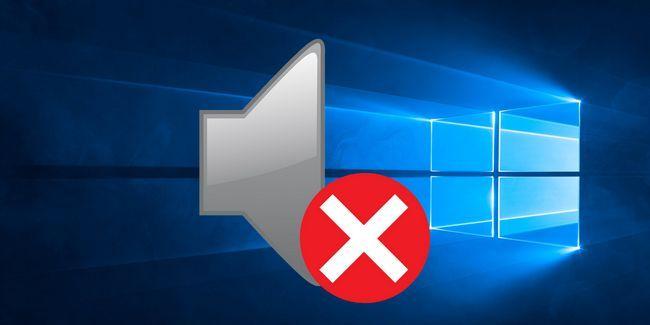 Pas de son dans windows 10? Voici comment résoudre rapidement la surdité numérique