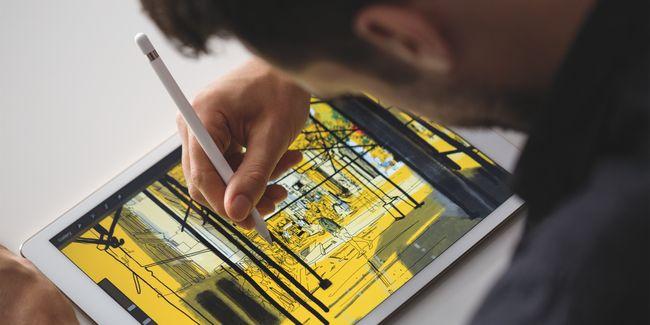 Pourquoi l`ipad pro est pas seulement un plus grand ipad