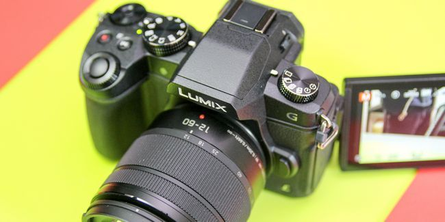Panasonic lumix dmc-g80 / g85 examen