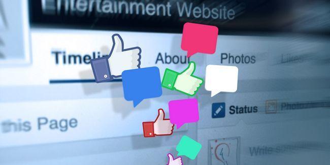 Des moyens puissants pour augmenter vos goûts et l`engagement facebook
