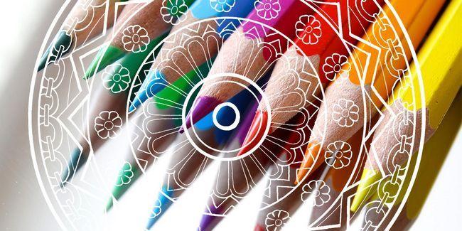 Soulager stress quotidien avec de belles pages de coloriage de mandalas gratuit