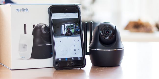 Reolink vif: 100% examen de la caméra de sécurité sans fil