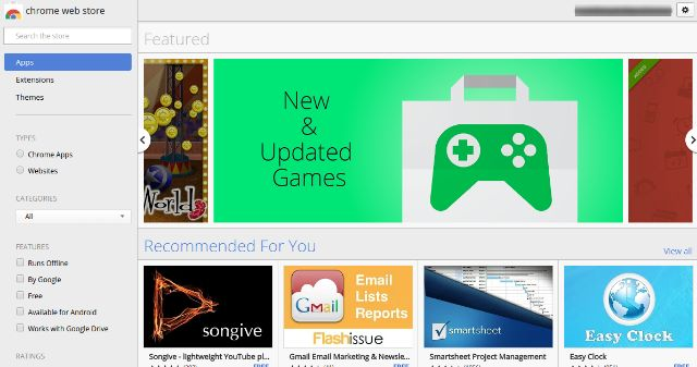 Chrome-Store-Extensions