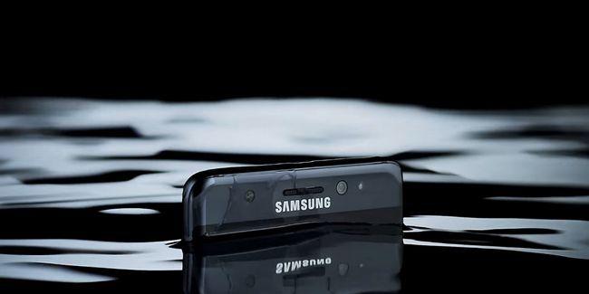 Samsung rappelle la note de la galaxie 7, google tue projet ara ... [Nouvelles tech digest]