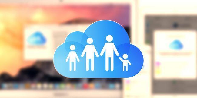 Mettre en place des applications de partage et partager la famille, de la musique et d`autres achats itunes