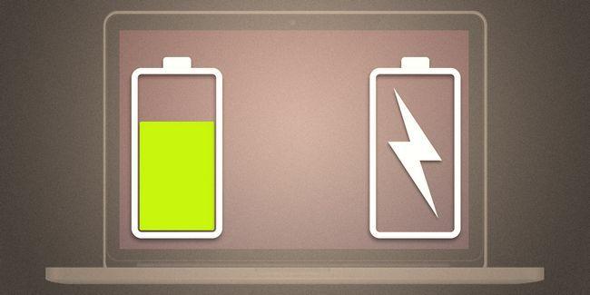 Si vous laissez votre ordinateur portable branché tout le temps?