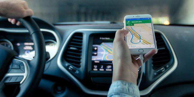 Smartphone vs sam. Nav: si vous achetez un appareil gps dédié?