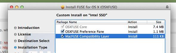 lecture seule mac disque dur externe