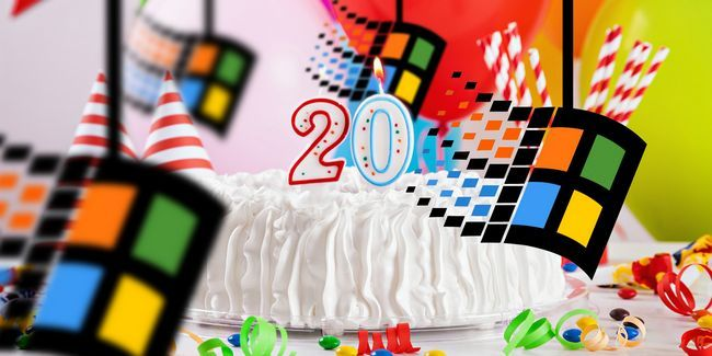 Start me up - windows 95 & 20 tourne toujours roches