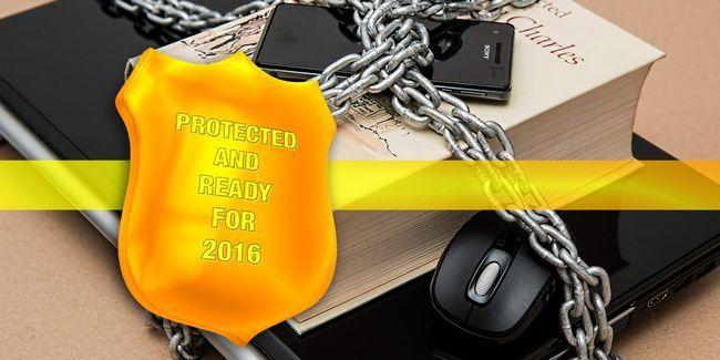 Commencez l`année du bon pied avec un audit de sécurité personnelle