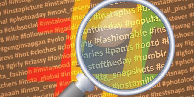 Comment trouver les meilleurs hashtags pour obtenir instagram plus goûts et adeptes