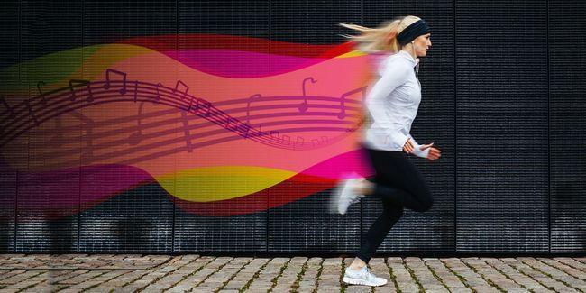 Ces 7 applications de synchronisation de battement peuvent vous faire courir plus chaque jour