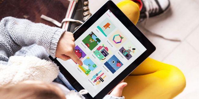 Cette application gratuite ipad vous enseigne ou vos enfants à apprendre le codage