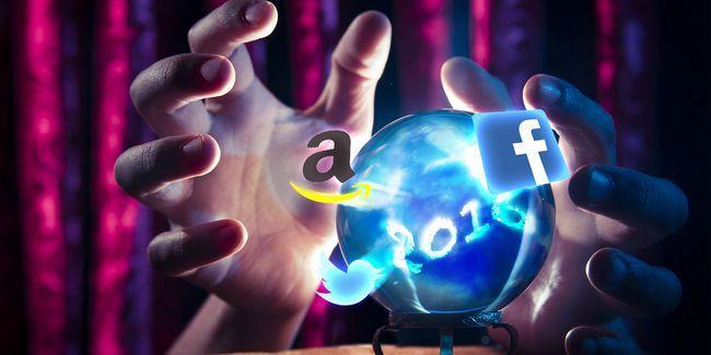 Top prédictions des médias sociaux pour 2016