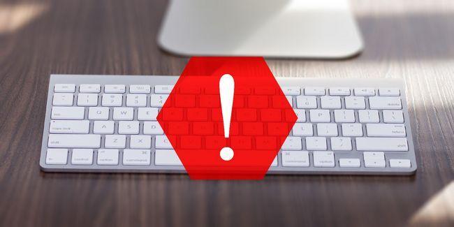 Problèmes avec votre clavier apple? Voici comment y remédier