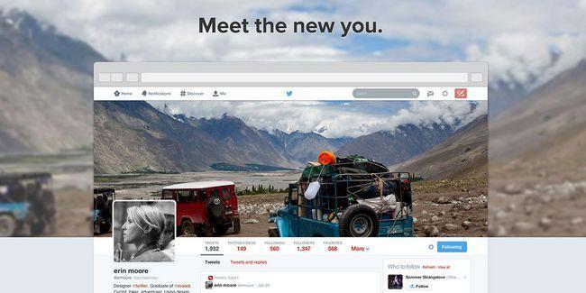 Nouveaux profils twitter sont ici: faire usage d`entre eux!