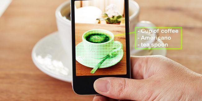 Utilisez votre smartphone pour identifier quoi que ce soit avec camfind