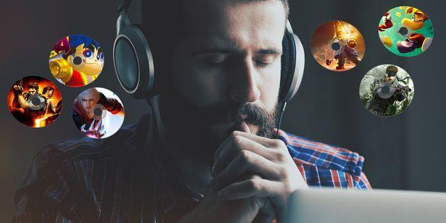 Radio musique de jeux vidéo: le bruit de fond parfaite pour les geeks
