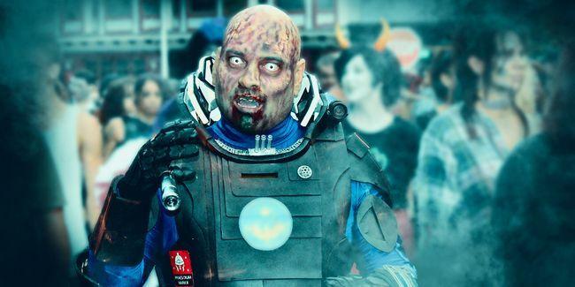 Vous voulez créer des costumes d`halloween inspiré technologie-? Voici comment