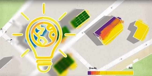 Voulez-vous aller solaire? Google de « toit ouvrant projet » veut aider