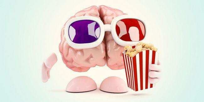 Regarder des films 3d pour stimuler votre cerveau