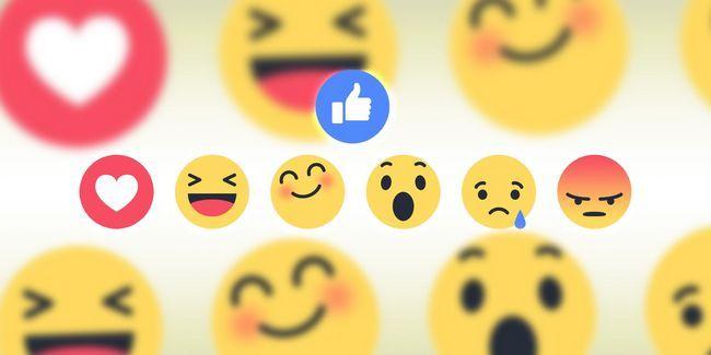 Quels sont les nouveaux boutons émotives vraiment comme facebook?