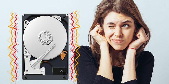 Que puis-je faire lorsque mon disque dur fait des bruits inhabituels?