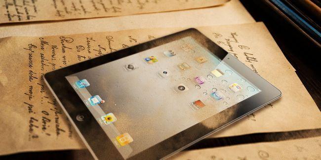 Que pouvez-vous faire encore avec un ipad 2?