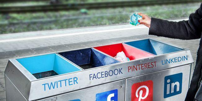 Qu`est-ce qui se passe lorsque vous quittez les médias sociaux? J`ai découvert
