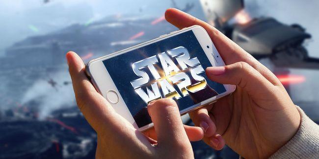 Quelle est la meilleure star wars jeu mobile?