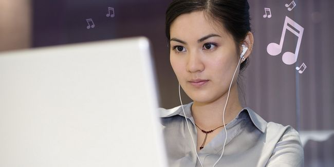 Le bruit blanc par rapport à l`isolement du bruit par rapport listes de lecture: le meilleur son de mise au point