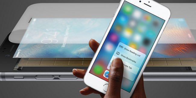 Tout ce que vous pouvez faire avec une touche 3d sur votre iphone