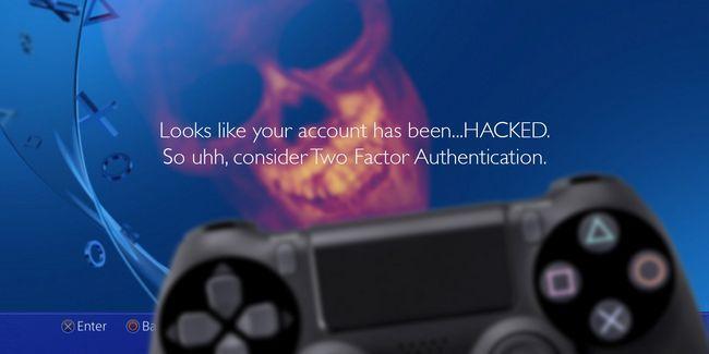 Pourquoi hacks réseau de jeu prouvent la nécessité d`une authentification à deux facteurs