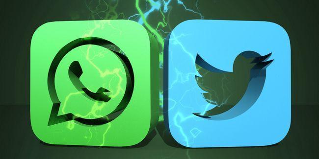 Pourquoi twitter devrait être inquiet au sujet whatsapp